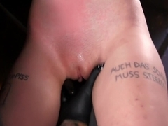 Fresh Meat - Charlotte Sartre Suffers and Orgasms in Bondage