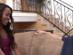 Alex & Karmin Renee in Barely Legal Karmin Makes A Stud Cum Hard - BestGonzo
