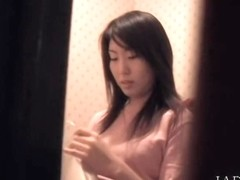 Delicious Japanese sex video of hot girl masturbating hard