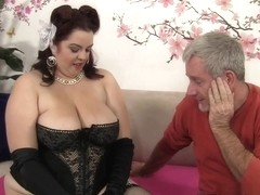 Buxom Bella in Plump And Fucked - JeffsModels