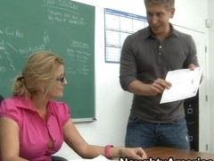 Robbye Bentley & Danny Wylde in My First Sex Teacher
