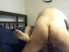 Amateur xxx movie showing a mature couple screwing