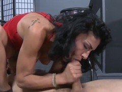 Anthony Rosano gets seduced by busty Persia Pele