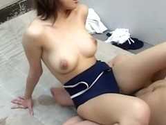 Crazy Japanese whore in Amazing JAV uncensored Cumshots movie