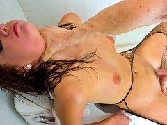 Cassandra Nix in Getting Fucking Filthy Movie