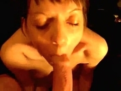 Good dick sucking skinny ho facial finish
