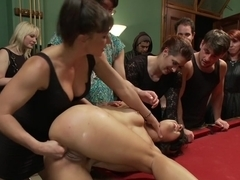 Attention whore Vivi Marie- fucked silly!