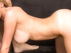 WANKZ- Russian Blonde Subil Seduces Her Boss