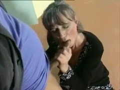 Horny Homemade clip with Cumshot, Stockings scenes