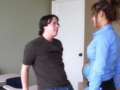 Stephanie Tripp & Trent Soluri in My First Sex Teacher