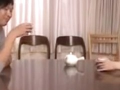 Lonely Housewife Fucked By Step Father
