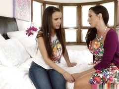 Dillion Harper & Ariella Ferrera in The Break Up Video