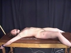 Female-Dom fucking doxy with sex toys