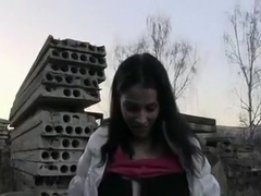 Didn't Take Much to Fuck a Czech Girl