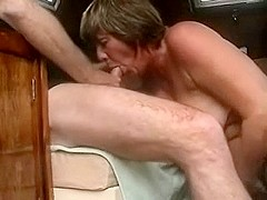 On Boat Mature Swallow Cum