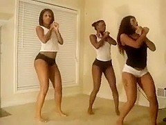 twerk team : dark legal age teenager a-hole in sync - ameman
