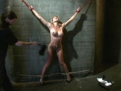 Hard Bodied Slut Felony is Torn Apart During a Long Day of Brutal Torture