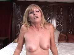 SpringBreakLife Video: Milf Gets Naked On Her Bed