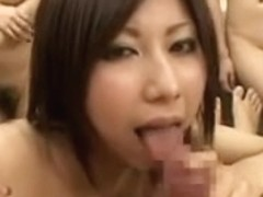 Japanese reverse group sex 01