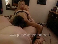 Love Tunnel Eating Tag Team - big beautiful woman 3Some