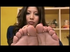 Sana - Japanese Foot Fetish