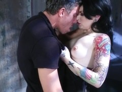 Pale Princess! BurningAngel Video