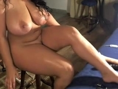 Pretty Busty Curvy Latina