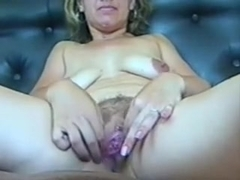 My short-haired girlfriend receives her mad kitty rammed
