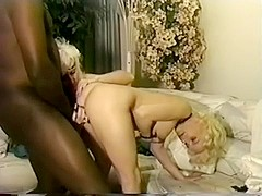 Jan introduces Sierra to what this babe ask for a large blackman