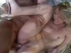 Brazillian Blonde Legal Age Teenager Anal Drilled #169NT