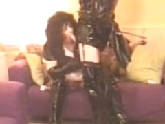 Alison Thighbootboy and Ella - Haunch Boot Fetish Ladyboys