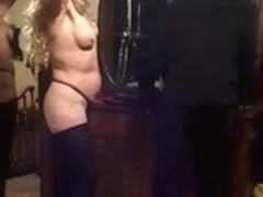 JOANI GREEN WHIPPED in SLOW MOTION ... 1