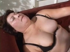 big beautiful woman aged licked and drilled