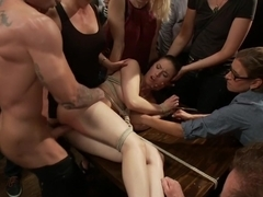 Everyone's favorite girl next door- ass pounded in public!