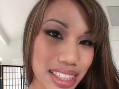 Horny pornstar Lucy Thai in hottest asian, big tits porn scene