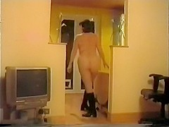 holly wife dancing naked