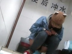 Pokemon trainer caught while tinkling