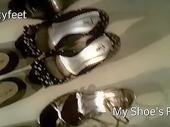 Sexyfeet's shoe collection pt1