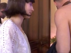 PantyhoseLine Movie: Whitney and Herbert