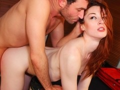 Stoya & James Deen in unSEXpected, Scene 5