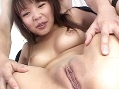 Hottest Japanese girl in Fabulous JAV uncensored Fingering scene