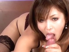 Amazing Japanese slut Mai Kuroki in Hottest JAV uncensored Hardcore clip