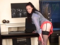 Stacey Robinson in Playful At Her Age Scene