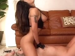 Jenaveve Jolie a-hole face sitting and feet licking angel