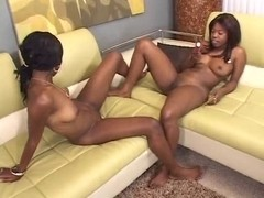 Breasty Lesbian Babes Coeds