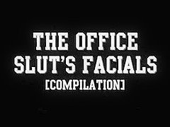 The office harlots facual cumshots compilation