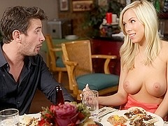 BiBi Jones & Manuel Ferrara in The Pill, Scene 1
