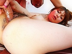 Amazing Japanese chick Jun Mise in Hottest JAV uncensored Hairy clip