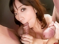 Best Japanese model Manami Komukai in Crazy JAV uncensored Lingerie video