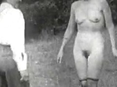Retro Porn Archive Video: Very old porn film